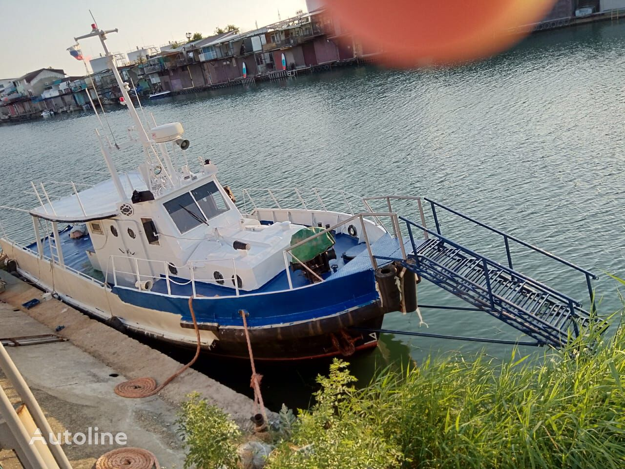 AHTAREC BPM-74  other water transport